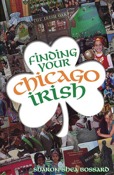 cover of Finding Your Chicago Irish