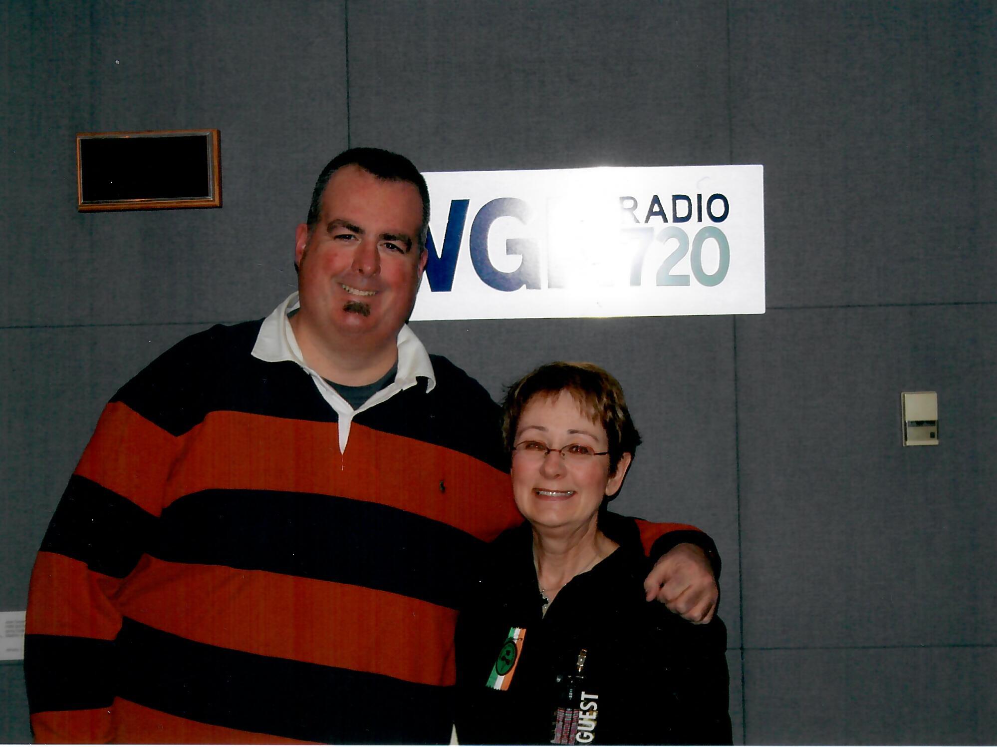 WGN Radio interview w/host Brian Noonan