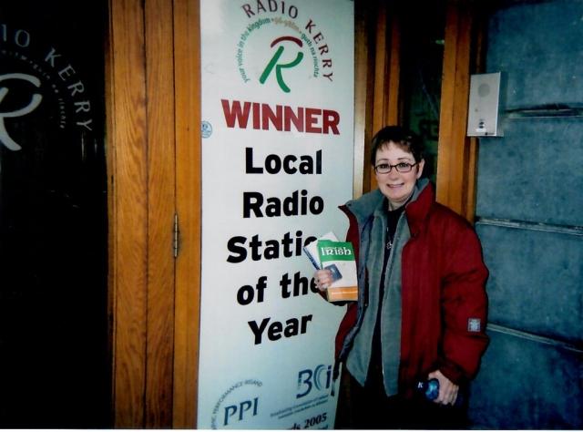 Kerry Radio, Trallee, County Kerry, Ireland interview w/host John Greene