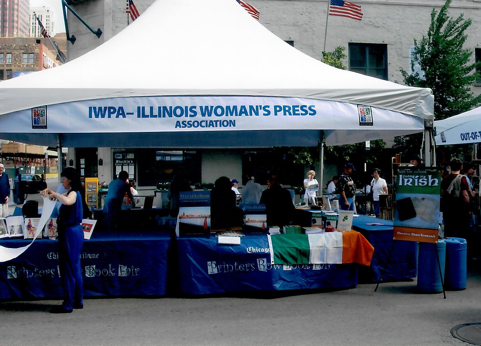 Printer's Row, Chicago, IL